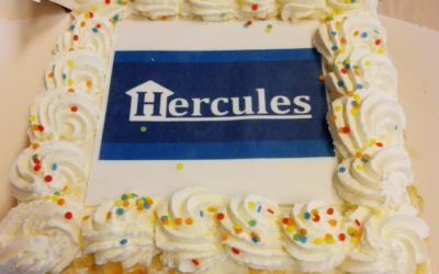 Eerste klanttevredenheidsonderzoek Hercules stemt tot tevredenheid