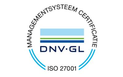 Hercules behaalt ISO/IEC 27001:2013 certificering